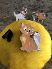 Disney Pin DSF PTD OLIVER And Company  Trader Delight DSSH Pin