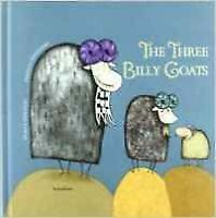 The three billy goats. NUEVO. Nacional URGENTE/Internac. económico. LITERATURA I