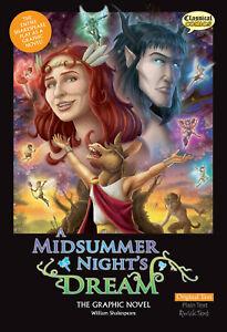 A Midsummer Night's Dream The Graphic Novel (Original Text)