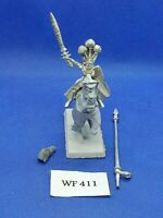 Warhammer - High Elves - Mounted Hero Damaged - Metal WF411