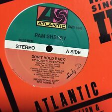PAM SHELBY DONT HOLD BACK 12""