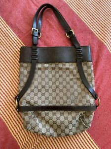 gucci shoulder bag Vintage Handbag Monogram