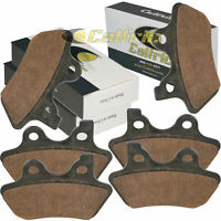 Front Rear Brake Pads for Harley Davidson Flhtcui 1450 Ultra Classic 2005 2006