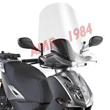 PARE-BRISE COMPLET KYMCO AGILITY 50-125-150-200 R16 2014-2017 GIVI 440A+A6106A