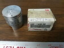 New OEM NOS Yamaha 1971 JT1 .25 Over  Piston Bearing & Pin  289-11635-00  PI
