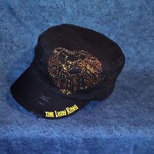 NEW THE LION KING Flat Top Hat Cap worn look MANDALAY BAY LAS VEG Birthday Gift