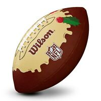 NFL Christmas Pudding Football Brand New With Tags