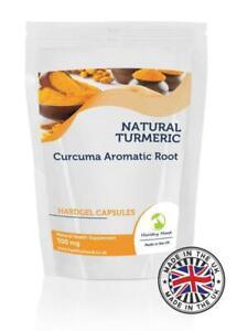 Turmeric Curcuma Root 500mg Hardgel Capsules
