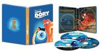 New Finding Dory [SteelBook][Includes Digital Copy][4K Ultra HD Blu-ray/Blu-ray]