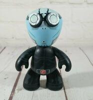 "Abe Sapien 6"" Mezco Mez-Its Hellboy II Golden Army 2009 Toy Figure"