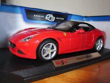 Maisto Ferrari California T Special Edition Diecast 1:18 Car Model