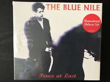 The Blue Nile - Peace At Last Deluxe Edition CD