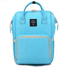 Neu Mama Multifunktional Rucksack Babytasche Lässig Wickeltasche Pflegetasche