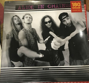 Alice In Chains - Live In Oakland 1992 LP [Vinyl New] Ltd 180gm Colored Album EU