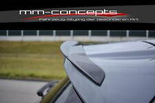 CUP Dachspoiler Ansatz für Fiat Tipo S-Design Abarth Heck Sport Verlängerung