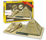 Sphinx and Pyramid of Egypt Giza 3D Model Puzzle Jigsaw Ancient Z-B067