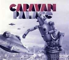 caravane PALACE - Panic [DIGI PACK + titre bonus NOUVEAU CD