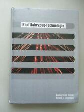 Kraftfahrzeug-Technologie Handwerk Technik 2002 Technologie