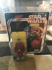 2012 Red Snaggletooth Star Wars Jumbo Gentle Giant vintage Kenner style MOC