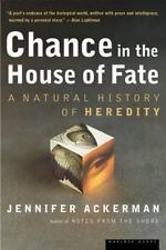 Heredity Genetics Science Chance In the House of Fate 2001 Ackerman Natural Hist