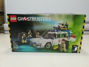 Brand New Sealed Lego Ghostbusters 21108