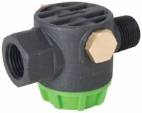 "Interpump Pressure Washer Water Inlet Filter Strainer 1/2"" BSP F X 1/2"" BSP M"