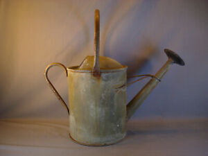 VINTAGE~WATERING CAN~2 GALLON~DIFFERENT LOOKING