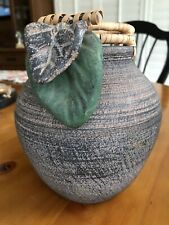 Unique Ceramics Ghana Vase/Pot/Art Decor