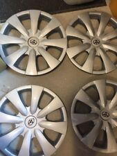 """4-NEW 2002 2003 2004 2005 2006 TOYOTA Camry wheelcovers hub Cap Wheel Cover  15"""""""