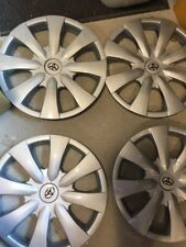 4-NEW 2002 2003 2004 2005 2006 TOYOTA Camry wheelcovers hub Cap Wheel Cover  15""