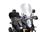 PUIG TOURING SCREEN SUZUKI DL1000XT V-STROM 17-18 CLEAR