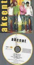 PROMO CD--AKCENT--KYLIE--5TR