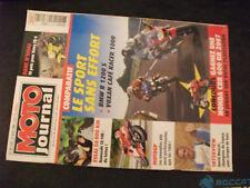 ** Moto journal n°1725 MX1 en Irlande / Kawasaki ZX 10R / David Muscat
