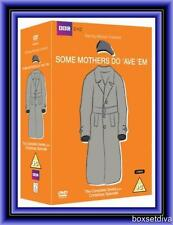 SOME MOTHERS DO 'AVE 'EM  - SERIES 1 2 3 PLUS XMAS SPECIALS *BRAND NEW DVD*
