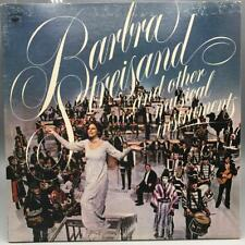 Vintage Barbra Streisand .and Other Musical Instruments Record Vinyl Lp Album