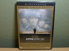 Saving Private Ryan (Dvd, Special Limited Edition) Tom Hanks New Factory Sealed
