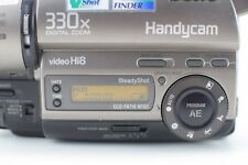 Sony Handycam CCD-TR716 8mm Video8 HI8 Camcorder Player No Charger or Battery