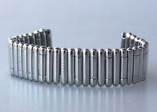 BREITLING original bracelet ROULEAUX acier pour montres colt wings callisto 18