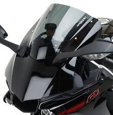 2015-2017 Yamaha R1 R1M Hotbodies SS OEM Replacement Windshield - DARK SMOKE
