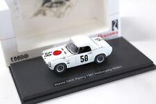 1:43 Ebbro Honda S800 Racing 1967 Nürburgring 500km NEW bei PREMIUM-MODELCARS