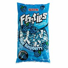 Blue Raspberry Flavored Frooties 360 Wrapped