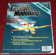 Scale Aircraft Modelling 17.10 Water Bombers,RCAF 417 Squadron,Irish Air Corps