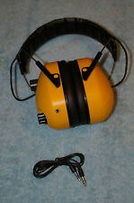 (Lot of 3)  FM /MP3 Hearing Protector Ear Muffs  NEW