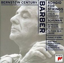 Barber: Adagio for Strings (CD, Oct-1997, Sony Classical)