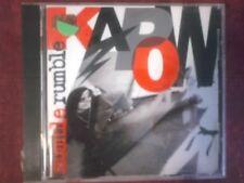KAPOW - MUMBLE RUMBLE. CD