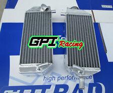 Aluminum radiator Suzuki RM 125 RM125 2001-2008 2002 2003 2004 2005 2006 2007