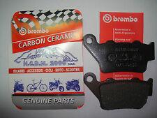 PASTIGLIE FRENO BREMBO POSTERIORE BMW 800 F 650 GS 08 > 07BB0235