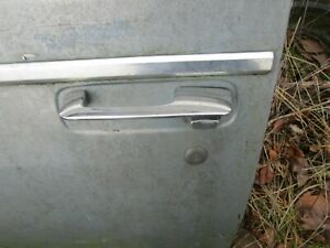 Chrome Outside Door Handle LH Left Driver Side for Dodge Pickup Truck used