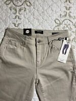 🎼Kensie Skinny Cuff Crop Jeans Women's Size 0/25 Mid Rise NWT #4