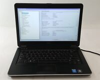 "Dell Latitude E6440 Laptop Computer i5 4th Gen. No HDD 4GB 14"" No OS/Batt/AC ***"